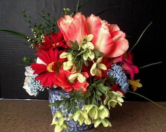 Floral Arrangement - Tulip Trio