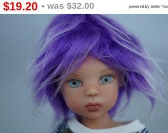 Bo's Birthday Sale! Wild Purple Punk Wig