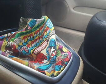 Comic Book Heroes Shift Boot