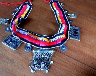 Gypsy belt, Tribal bellydance, kuchi tribal belt, belly dance belt, fusion belt