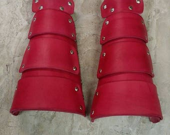 Leather Armor Link Gauntlets