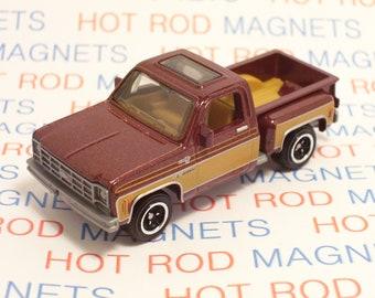 1975 Chevrolet Stepside Pickup Truck : Hot Rod, Man Cave, Refrigerator, Tool Box, Magnet