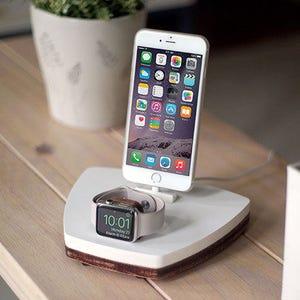 Apple Charging Dock Etsy