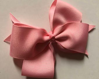 5 inch Classic Bows With Tails