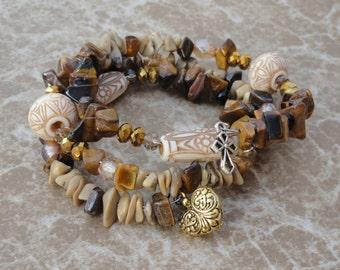 Elegant Multi-color Natural Stones and Gems