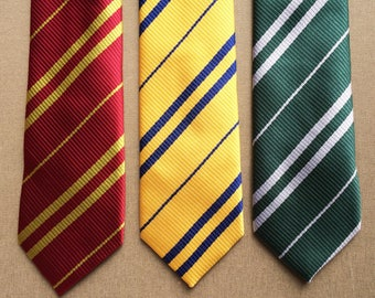 Hogwarts inspired School Ties