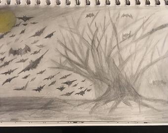 Swarm of Bats