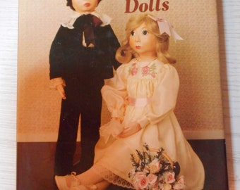 Making Collector's Dolls Book By Venus Dodge, Great condition