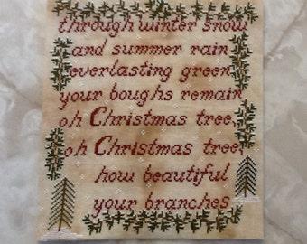 Christmas Sampler Pattern,  Christmas Cross Stitch, Samplers, Cross Stitch Samplers, Christmas Sampler,