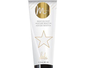 Heidi Swapp Minc Reactive Paint Medium 3oz