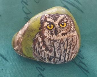 Eastern Screech Owl Stone