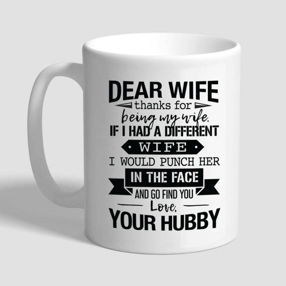 Wife love hubby husband to wife gift gift for wife wife like this item negle Gallery