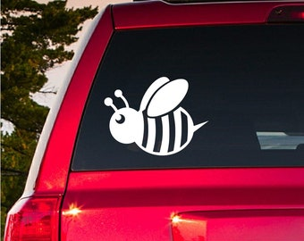 BUY2GET1FREE Cute Bumble Bee Vinyl Decal Car Truck Sticker Gift