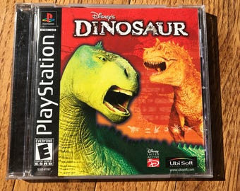 Disney's Dinosaur - Playstation 1 (PS1)