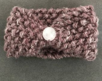 Self compassion knitted cuff