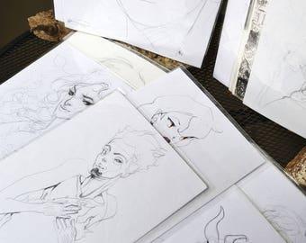Random Original Drawing