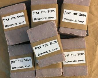 Handmade soap -lavender ylang ylang