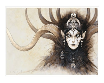 Fine Art Print - TITANIA