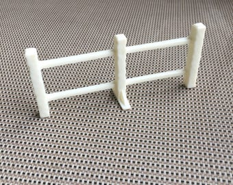 Vintage Fisher-Price Little People Farm Barn Fence