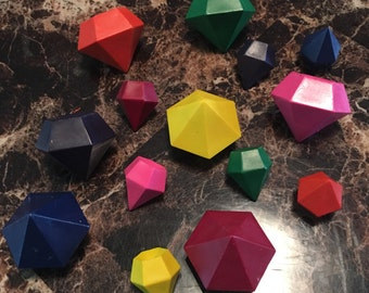 Diamond crayons