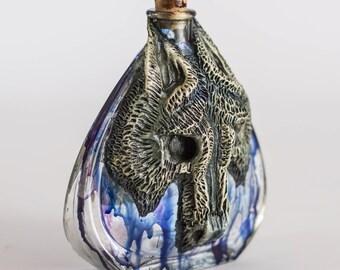 Werewolf Poison Bottle Apothecary jar