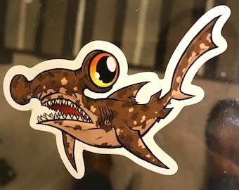 Aimant de requin marteau