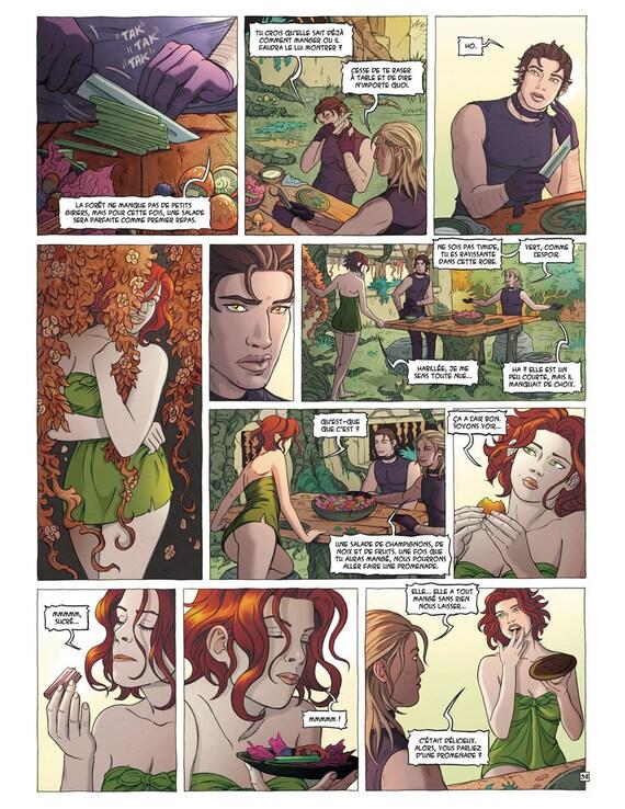 Erotic Adult Comic