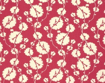 40% OFF SALE - True Colors COTTON Bloss in Poppy - Amy Butler Cotton Fabric - By the Yard