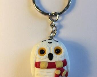 Lil Hedwig Keyring