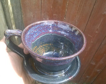 Azurite blue, Drip Coffee/Tea Maker