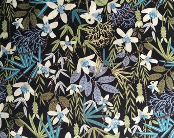 Tana lawn fabric from Liberty of London, Stanley