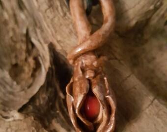 Handmade Yoni Vagina Art Vulva