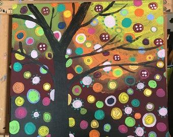 Complicated Tree