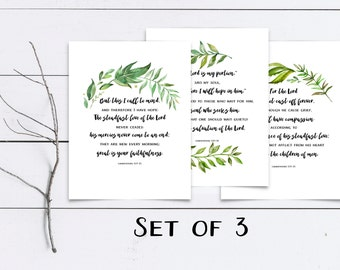 Scripture wall art etsy negle Image collections