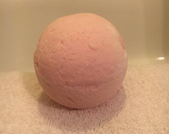 Pretty In Pink Vegan Bath Bomb