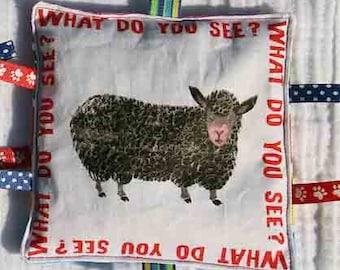 Eric Carle's Brown Bear, Brown Bear, What Do You See? BLACK SHEEP Bean Bag
