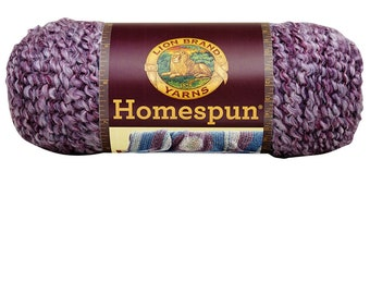 Lion Brand - Homespun Yarn - Barouque