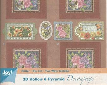 Leaf has cut out, format a5, 3d card, joy! crafts 6013/1703