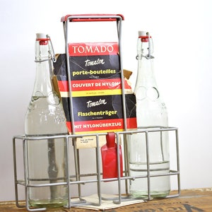 wire bottle carrier from Europe