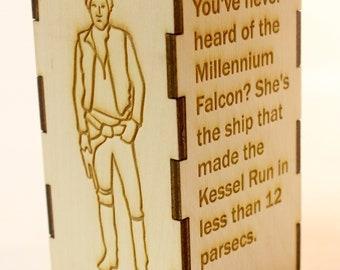 Han Solo Pencil Cup