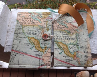 Passport cover/ luggage tag/World  expedition