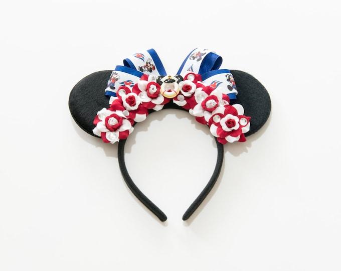 Cruise Mouse Ears Headband