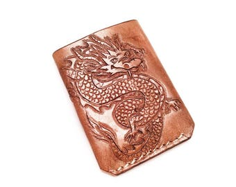 Front Pocket Dragon Wallet