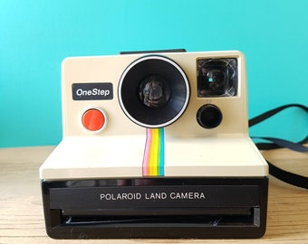Polaroid One Step Tested Working