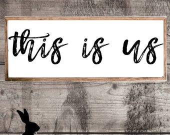 Rustic Farmhouse Printable//This is us, Farmhouse, Gallery Wall, Home Decor, Fixer Upper, DIY Prints
