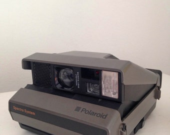 Vintage Polaroid Spectra Camera - Tested and WORKS - Spectra Film Available Separately