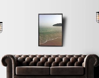 """Photography """"Days of candy"""" Print Wall Art Decor Gift Portugal Ocean Sunset Beach Travel"""
