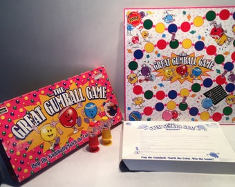 1995 Great Gumball Game from RoseArt in Great Condition FREE SHIPPING