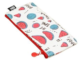 Watermelon print case