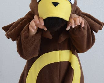 Pokemon Costume, Ursaring, child size